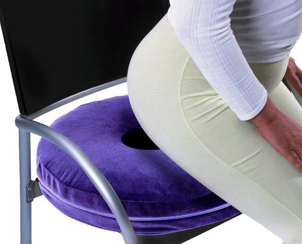 Nakup naravne blazine za nosečnico in za trtico