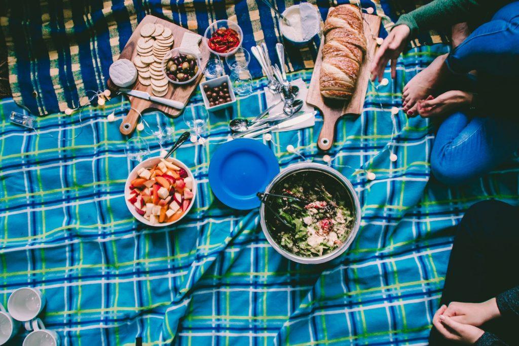 piknik prostor