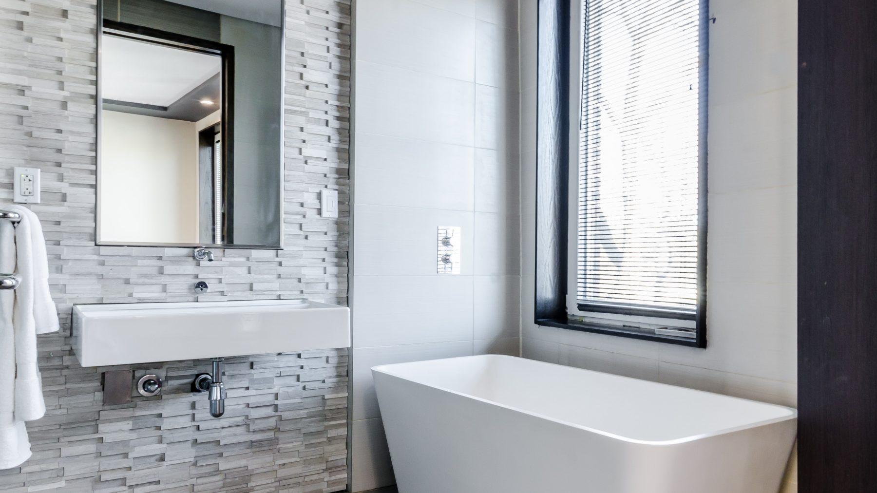 Elegantno ogrevanje kopalnice