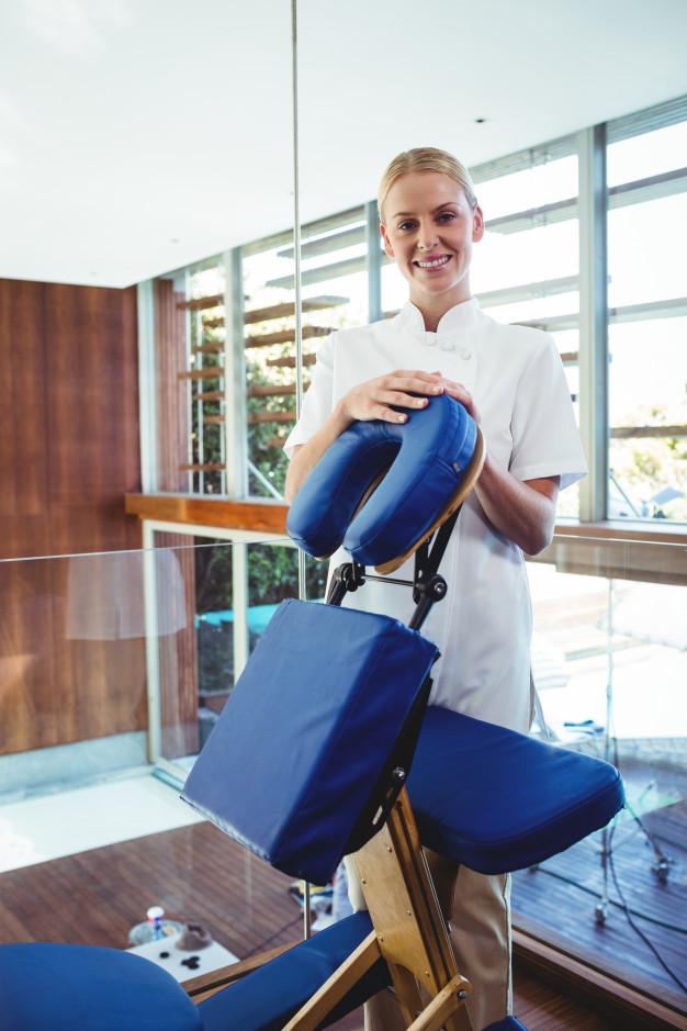 Zložljiva masažna miza – učinkovita in priročna za uporabo