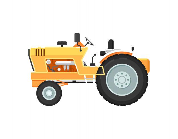 Vrtni traktorji so sodobni domači pripomočki