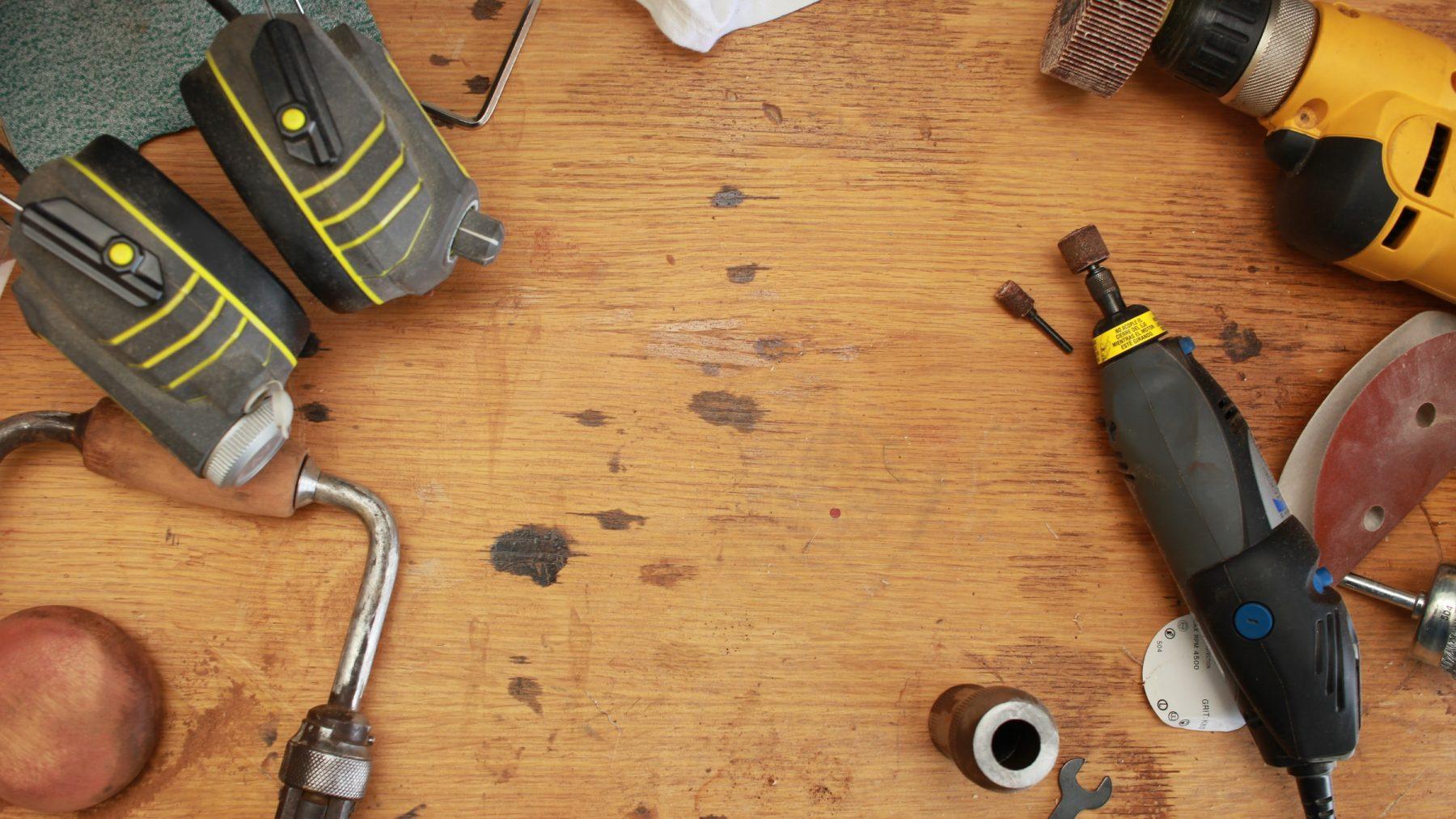 Baterijsko orodje je obvezen del opreme vsake delavnice
