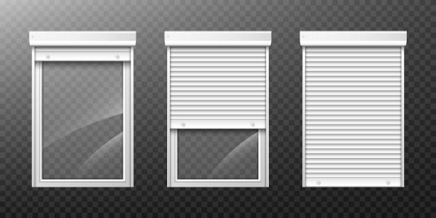 Alu in PVC stanovanjska oprema