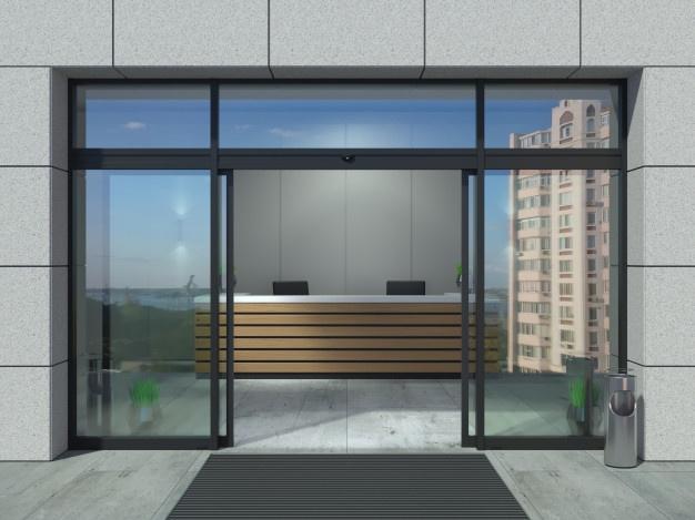 Napredni sistemi pri sodobnih vratih
