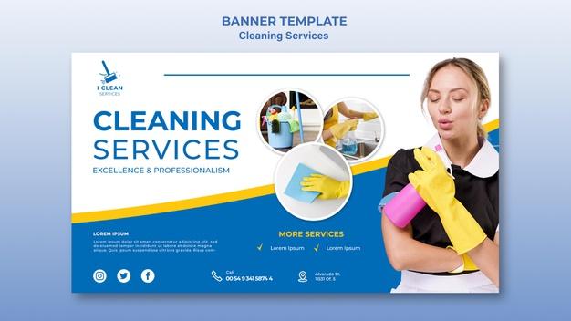 Storitve ljubljanskih čistilnih servisov