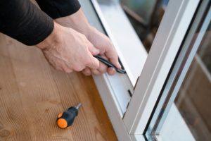PVC okna - montaža