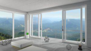 PVC okna za varčno bivanje