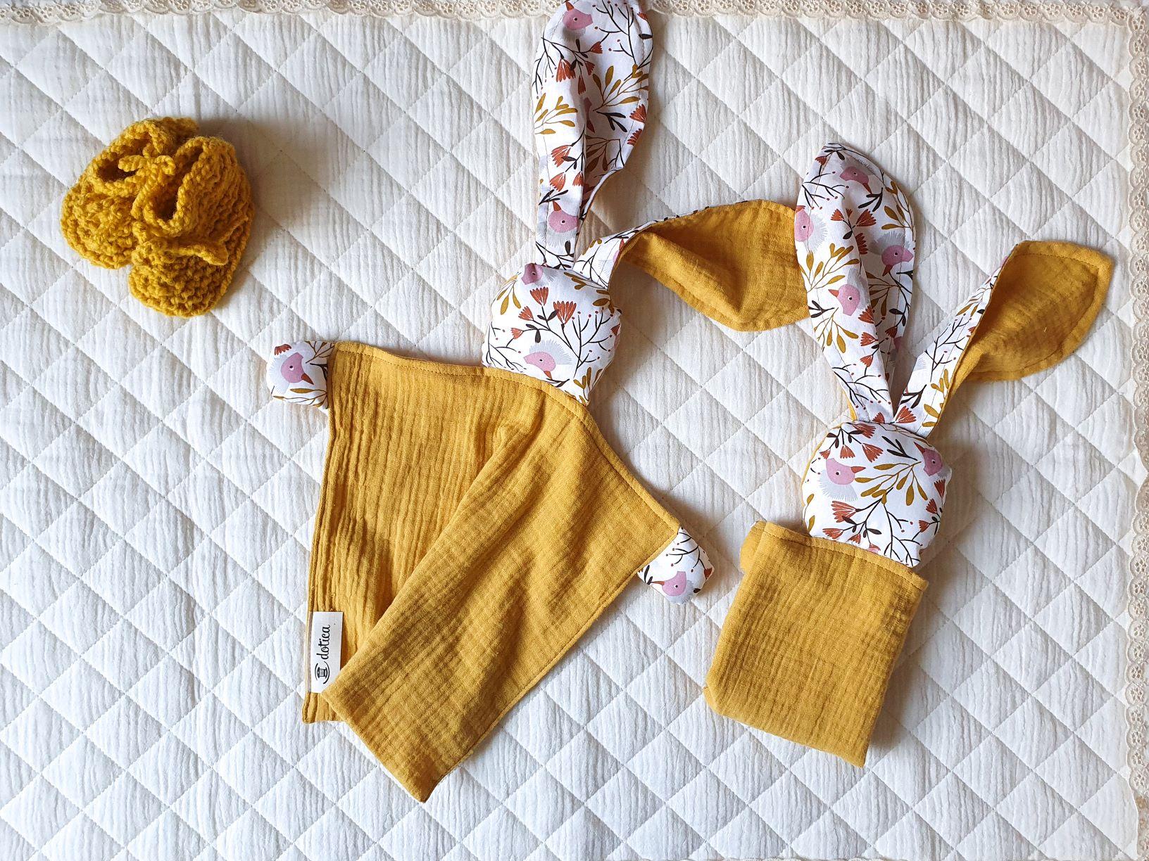 Darilo za novorojenčka – unikatna ninica