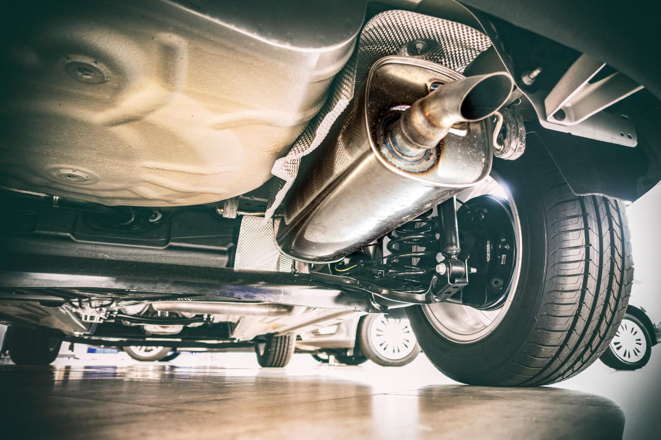 Kako skrbeti za izpušni sistem vozila?